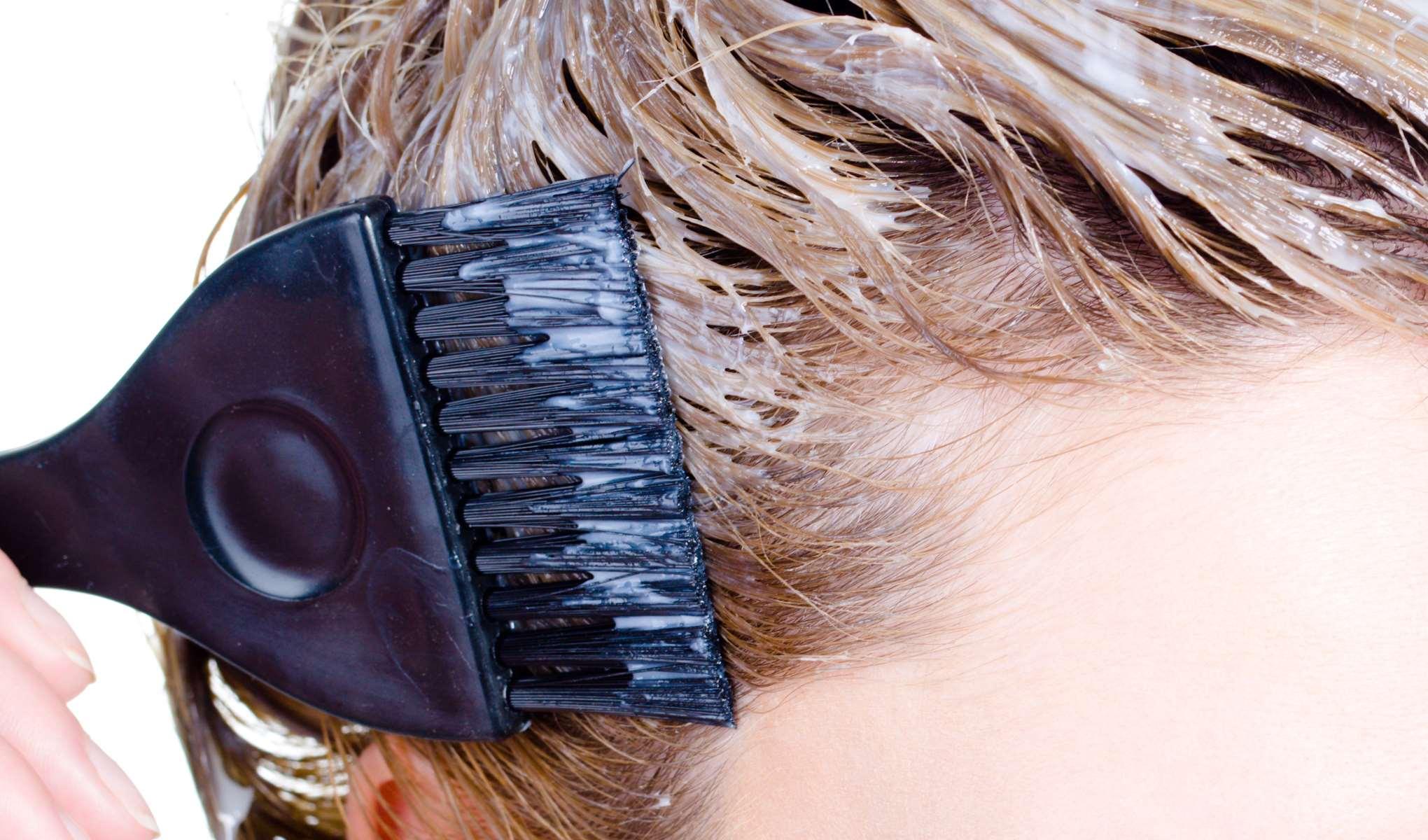 Färga håret hemma  gör så här - KICKS  6ea899997712c