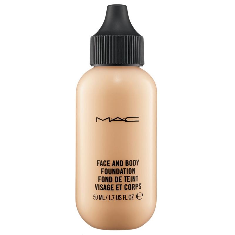 mac foundation kicks