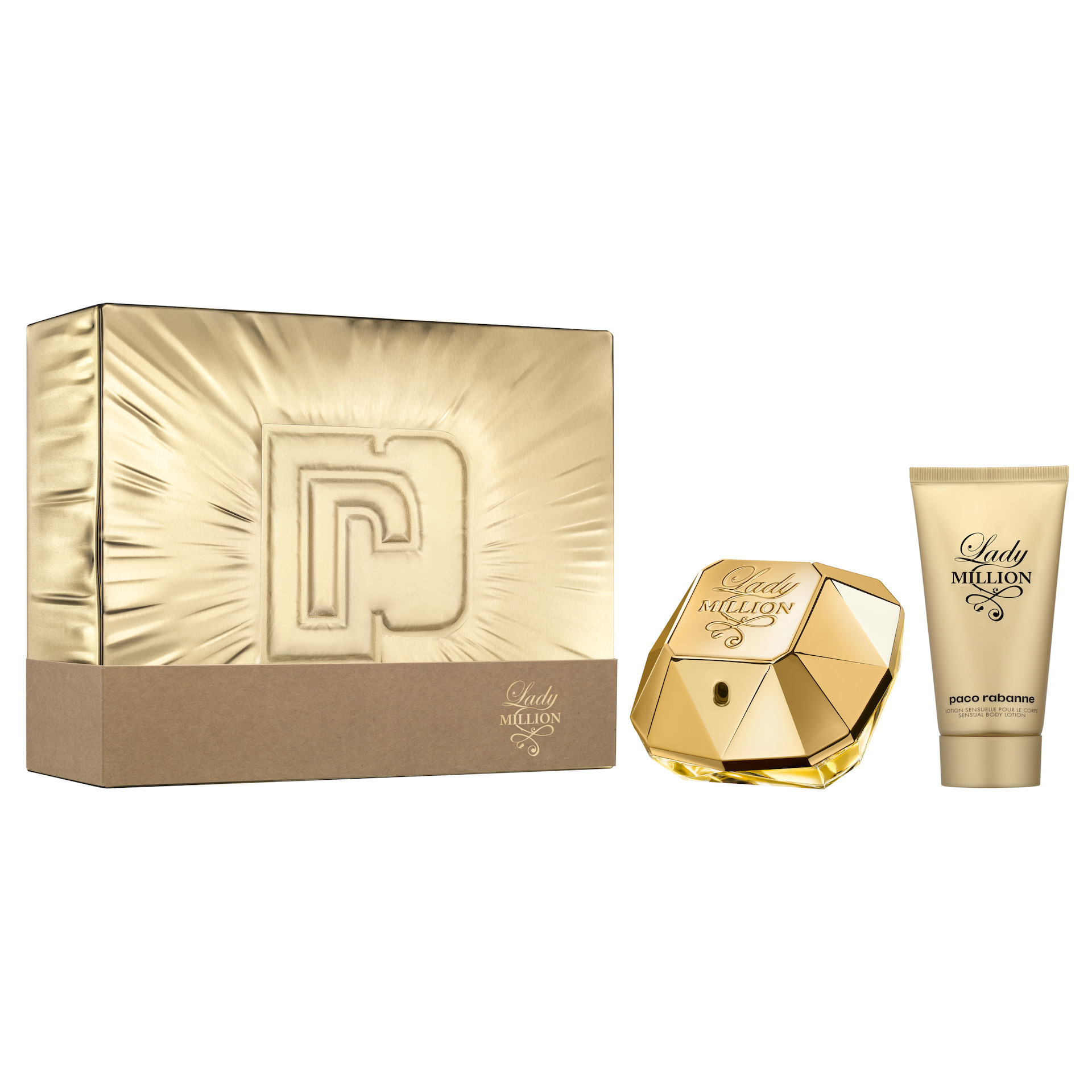 Lady Million Pacman Collector EdP 80 ml Paco Rabanne KICKS