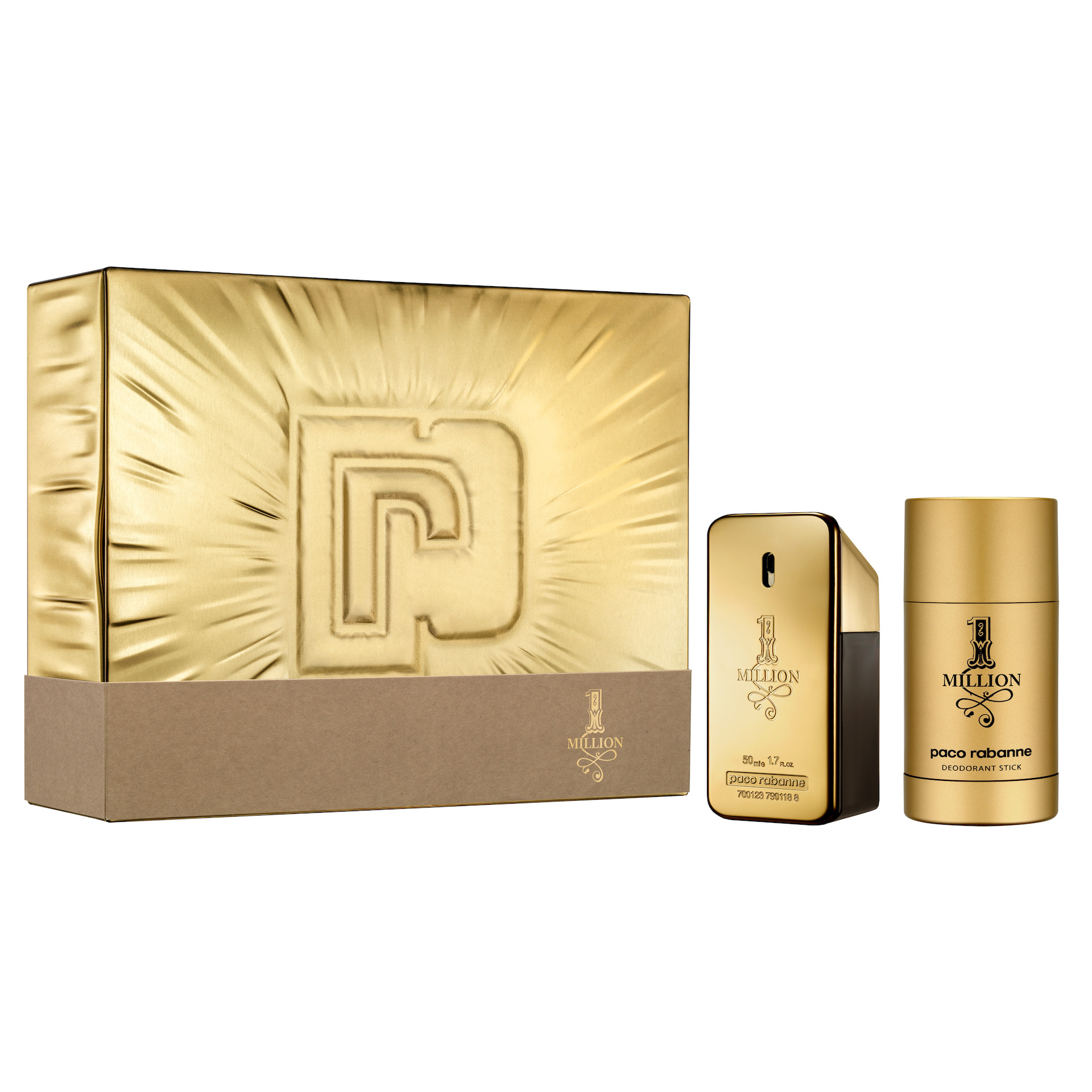 1 Million Parfum 100 ml Paco Rabanne KICKS
