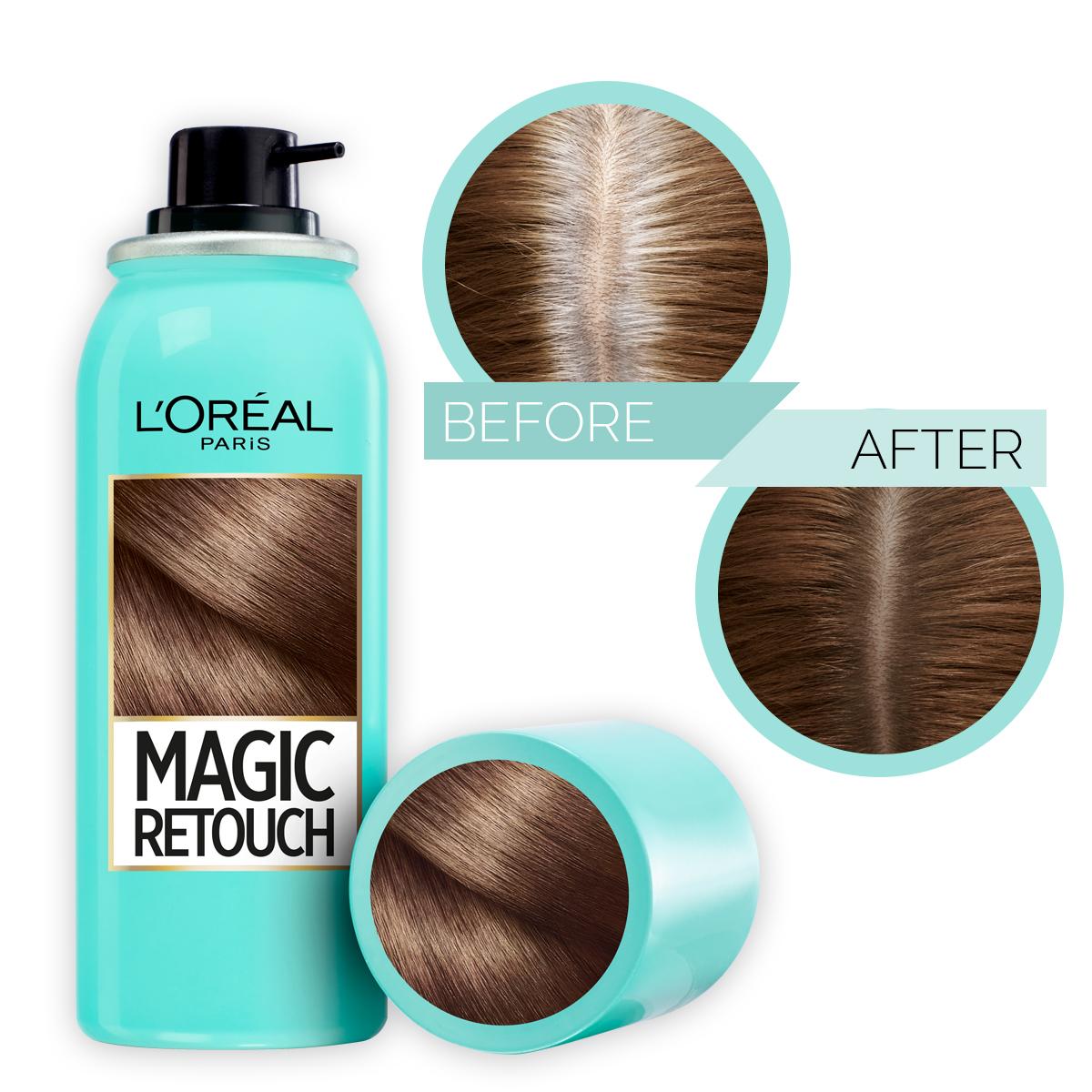 hårspray färg kicks