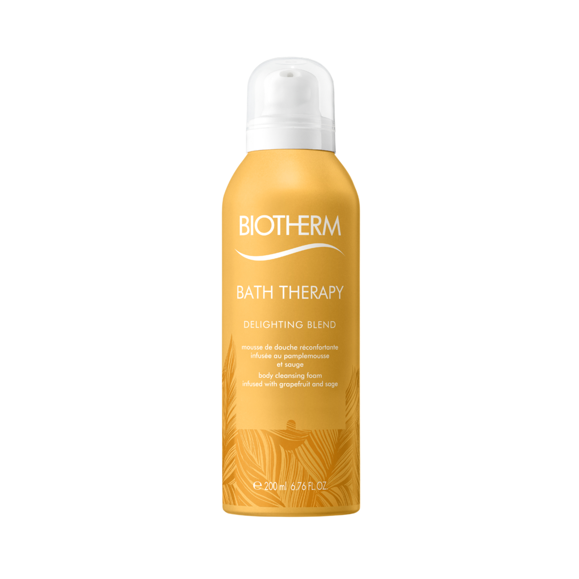 Bath Therapy Delighting Blend Cleansing Foam 200 ml