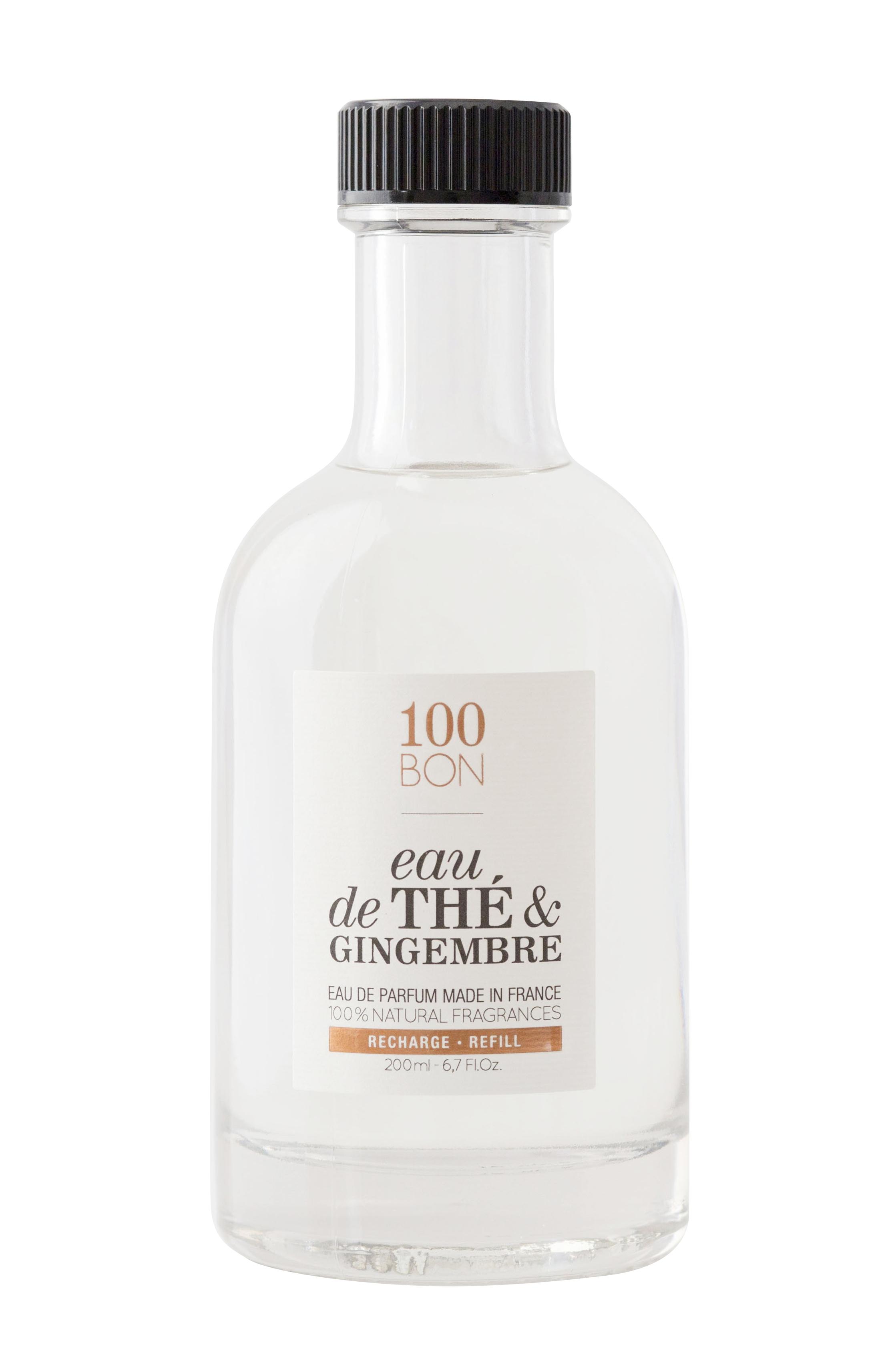 Eau De Thé & Gingembre Cologne 200 ml 100 Bon KICKS