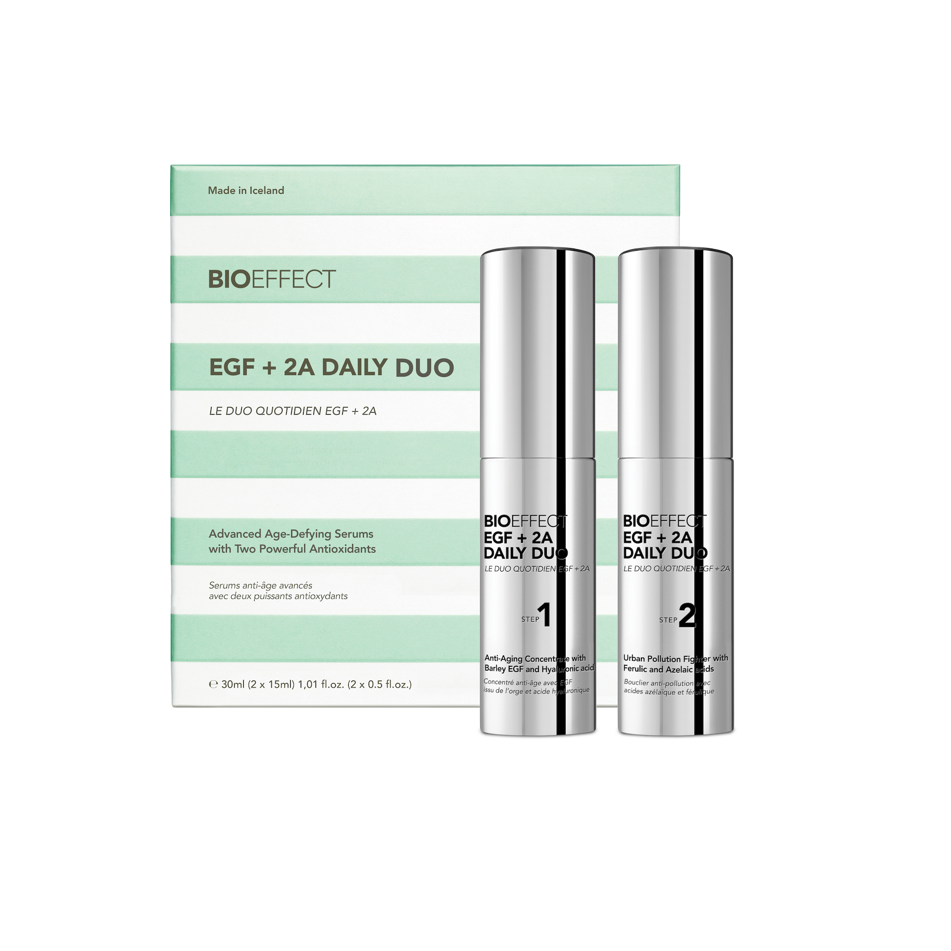 Daily Duo: EGF + 2A Daily Duo 30 Ml