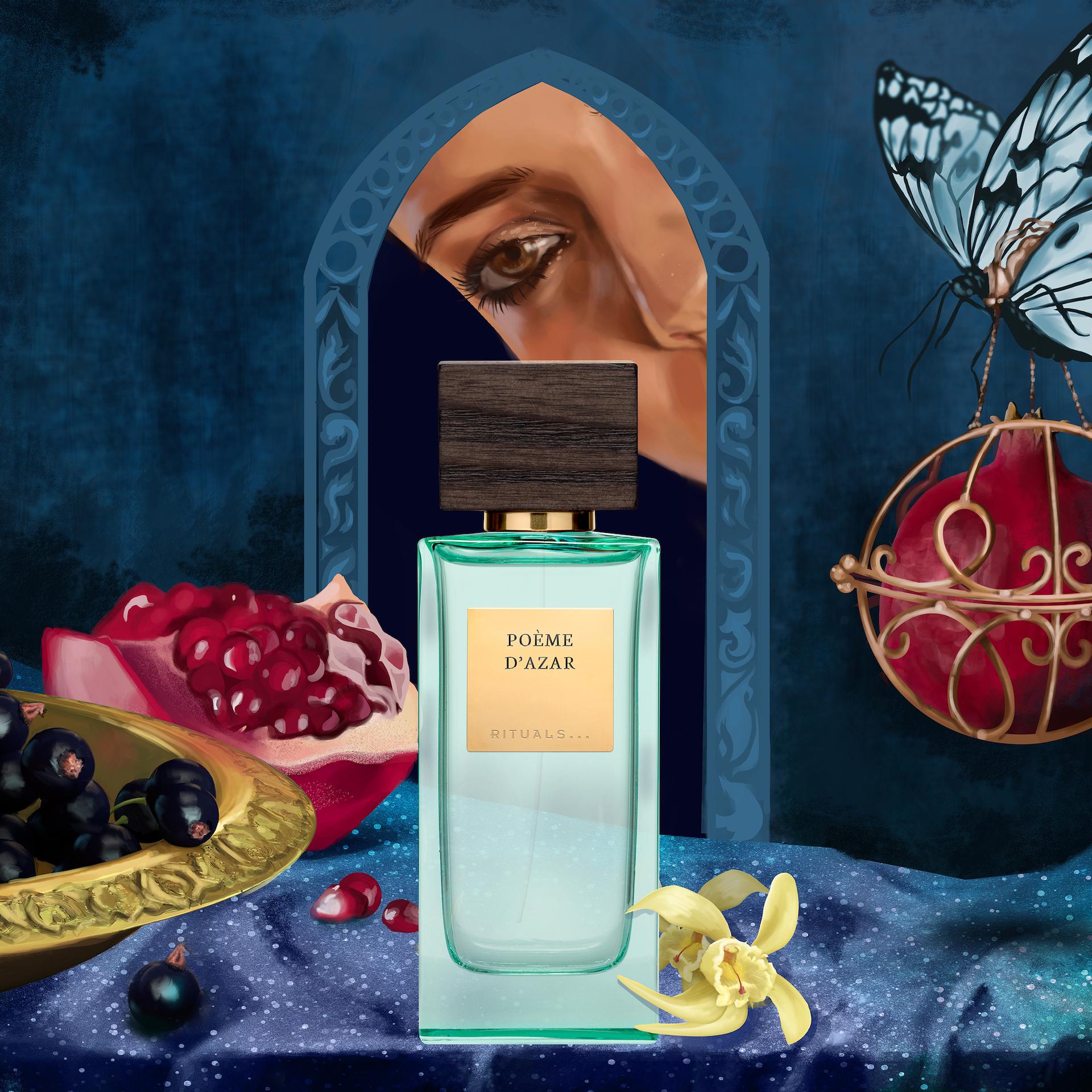 Rose De Shiraz EdP 60 ml Rituals KICKS